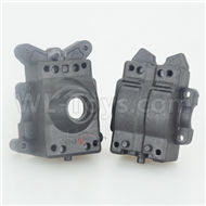 DHK Zombie 8384 Diff gear,Differentia Gear box(Front and Rear) Parts-8381-118,DHK Hobby Zombie 8E 8384 RC Truck Parts