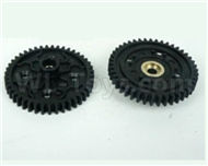 DHK Zombie 8384 Parts-Spur gear-43T(Plastic)-2pcs Parts-8381-203,DHK Hobby Zombie 8E 8384 RC Truck Parts