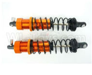 DHK Zombie 8384 Shock absorber complete(2pcs) Parts-8381-300-01,DHK Hobby Zombie 8E 8384 RC Truck Parts