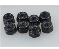 DHK Zombie 8384 M3 Nylon Nut(8pcs) Parts-8381-306,DHK Hobby Zombie 8E 8384 RC Truck Parts