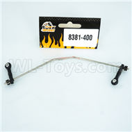 DHK Zombie 8384 Parts-Anti-Rol Bar assembly(Can also be used for 8381-400 8382 8381 8135 8384) Parts-8381-400-01,DHK Hobby Zombie 8E 8384 RC Truck Parts