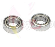 DHK Zombie 8384 Parts-Ball bearing(6X12X4mm)-2pcs Parts-8381-710,DHK Hobby Zombie 8E 8384 RC Truck Parts