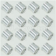 DHK Zombie 8384 Parts-C-Hub screw bushing(16pcs) Parts-8381-723,DHK Hobby Zombie 8E 8384 RC Truck Parts