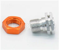 DHK Zombie 8384 Wheel hub and Nut(M12) Parts-8384-701,DHK Hobby Zombie 8E 8384 RC Truck Parts