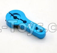 DHK RAZ-R Upgade Metal 25T Metal servo arm(1pcs-Blue) Parts,DHK RAZ-R Parts,DHK Wolf Parts,DHK HOBBY 8133 8134 Parts