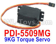 DHK RAZ-R Servo Parts-JX Servo PDI-5509MG,9KG Torque Servo Parts,DHK RAZ-R Parts,DHK Wolf Parts,DHK HOBBY 8133 8134 Parts