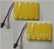 Fayee FY001 Parts-09-02 Battery(2pcs),FAYEE FY001 RC Car Parts,FY001 RC Military Truck Spare parts Accessories,M35-A2 1:16 4WD High Speed Buggy Parts