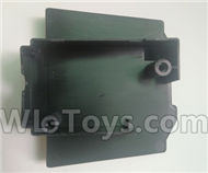 Fayee FY001 Parts-12 Battery compartment,FAYEE FY001 RC Car Parts,FY001 RC Military Truck Spare parts Accessories,M35-A2 1:16 4WD High Speed Buggy Parts