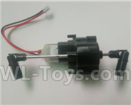 Fayee FY001 Parts-16 Power Gear box,FAYEE FY001 RC Car Parts,FY001 RC Military Truck Spare parts Accessories,M35-A2 1:16 4WD High Speed Buggy Parts