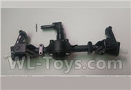 Fayee FY001 Parts-17 Front axle with iron shaft,FAYEE FY001 RC Car Parts,FY001 RC Military Truck Spare parts Accessories,M35-A2 1:16 4WD High Speed Buggy Parts