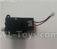 Fayee FY001 Parts-19 Steering Gear box,FAYEE FY001 RC Car Parts,FY001 RC Military Truck Spare parts Accessories,M35-A2 1:16 4WD High Speed Buggy Parts