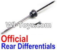 FeiYue FY-01 Spare Parts-29-01 FY-HCS01 Rear Differentials Assembly,FeiYue FY-01 RC Car Parts,FY01 FY-01 RC Truck Spare parts Accessories,1:12 4WD High Speed Buggy Parts