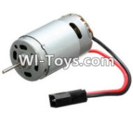 FeiYue FY-02 Spare Parts-25-04 FY-M390 390 Main motor,FeiYue FY-02 RC Car Parts,FY02 FY-02 RC Truck Spare parts Accessories,1:12 4WD High Speed Buggy Parts