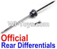 FeiYue FY-02 Spare Parts-29-01 FY-HCS01 Rear Differentials Assembly,FeiYue FY-02 RC Car Parts,FY02 FY-02 RC Truck Spare parts Accessories,1:12 4WD High Speed Buggy Parts