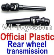 FeiYue FY-02 Spare Parts-34-05 FY-CD03 Official Plastic Rear wheel transmission assembly,Rear Drive(1 set),FeiYue FY-02 RC Car Parts,FY02 FY-02 RC Truck Spare parts Accessories,1:12 4WD High Speed Buggy Parts