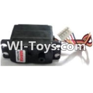 FeiYue FY-02 Spare Parts-40 FY-DJ01 Servo,FeiYue FY-02 RC Car Parts,FY02 FY-02 RC Truck Spare parts Accessories,1:12 4WD High Speed Buggy Parts