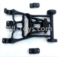 FeiYue FY-04 Spare Parts-64-03 FY-HFZ02 Rear Anti-collision Frame,FeiYue FY-04 RC Car Parts,FY04 FY-04 RC Motorcycle Truck Spare parts Accessories,1:12 4WD High Speed Buggy Parts