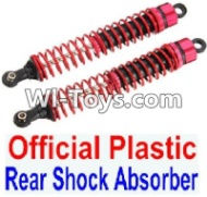 FeiYue FY-05 Spare Parts-31-03 FYBZ02 Official Rear Shock Absorber(2pcs),FeiYue FY-05 RC Car Parts,FY05 FY-05 RC Truck Spare parts Accessories,1:12 4WD High Speed Buggy Parts