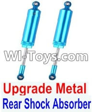 FeiYue FY-05 Spare Parts-32-03 Upgrade Metal Rear Shock Absorber(2pcs),FeiYue FY-05 RC Car Parts,FY05 FY-05 RC Truck Spare parts Accessories,1:12 4WD High Speed Buggy Parts