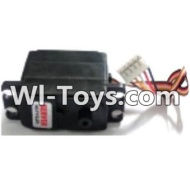 FeiYue FY-05 Spare Parts-40 FY-DJ01 Servo,FeiYue FY-05 RC Car Parts,FY05 FY-05 RC Truck Spare parts Accessories,1:12 4WD High Speed Buggy Parts