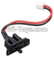 FeiYue FY-05 Spare Parts-41 FY-KG Switch,FeiYue FY-05 RC Car Parts,FY05 FY-05 RC Truck Spare parts Accessories,1:12 4WD High Speed Buggy Parts