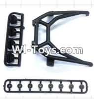 FeiYue FY-05 Spare Parts-64-06 FY-PKHJ Rear support frame,FeiYue FY-05 RC Car Parts,FY05 FY-05 RC Truck Spare parts Accessories,1:12 4WD High Speed Buggy Parts