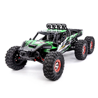 FeiYue FY-06 RC CAR,FY06 FY-06 Brushless rc truck,1/12 1:12 electric rc car,4WD remote control cross-country rock crawler with big wheels-Green FeiYue-Car-All