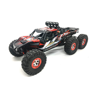 FeiYue FY-06 RC CAR,FY06 FY-06 Brushless rc truck 1/12 1:12 electric rc car,4WD remote control cross-country rock crawler with big wheels-Red FeiYue-Car-All