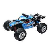 FeiYue FY-11 RC Racing Truck,RC Car,FY11 FY-11 1/12 1:12 electric rc car,4WD remote control cross-country rock crawler with big wheels-FEIYUE FY11 FY-11 1/12 2.4 GHz 4WD High Speed Short Course Truck RC car-Blue FeiYue-Car-All