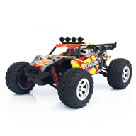 FeiYue FY-11 RC Racing Truck,RC Car,FY11 FY-11 1/12 1:12 electric rc car,4WD remote control cross-country rock crawler with big wheels-FEIYUE FY11 FY-11 1/12 2.4 GHz 4WD High Speed Short Course Truck RC car-Orange FeiYue-Car-All