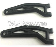 FeiYue FY-11 Spare Parts-04 C12006 C12007 Official Plastic Front Suspension Arms,Front Swing Arms(2pcs),FY11 FY-11 RC Racing Car Truck Spare parts Accessories,1:12 4WD High Speed RC Buggy Parts
