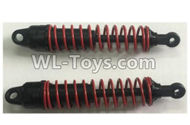 FeiYue FY-11 Spare Parts-48-01 FY-BZ03 Official Shock Absorber(2 Set),FY11 FY-11 RC Racing Car Truck Spare parts Accessories,1:12 4WD High Speed RC Buggy Parts