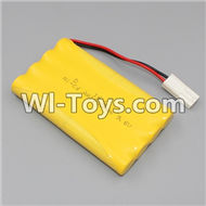 HB P1001 Car Parts-08-01 9.6V 1800mAh Battery(1pcs),HB P1001 RC 4WD Rock Crawler Spare parts Accessories,HB 1:10 4WD High Speed Buggy Parts