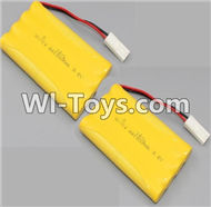 HB P1001 Car Parts-08-02 9.6V 1800mAh Battery(2pcs),HB P1001 RC 4WD Rock Crawler Spare parts Accessories,HB 1:10 4WD High Speed Buggy Parts
