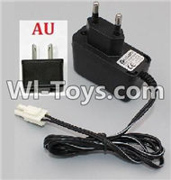 HB P1001 Car Parts-09-03 Charger(With AU Version Plug),HB P1001 RC 4WD Rock Crawler Spare parts Accessories,HB 1:10 4WD High Speed Buggy Parts