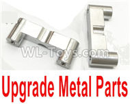 HG P407 Upgrade Metal parts(2pcs),HG P407 RC Truck Spare parts Accessories,HG P407 1:10 RC Car Parts