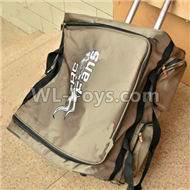 HG P407 Car bags, luggage, trolley carts,Be Suitable for TM, E63,JLB Racing,cheetah,bison horses,Big foot truck-53mmx50mmx28.5mm,HG P407 RC Truck Spare parts Accessories,HG P407 1:10 RC Car Parts