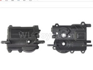 HG P601 Parts-Central transmission housing shell Parts-P10022+023,HG P601 RC Truck Parts 6x6 1/10 Parts