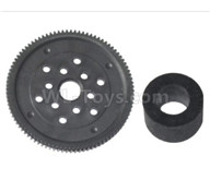 HG P601 Parts-Main Gear Parts-P10026+031,HG P601 RC Truck Parts 6x6 1/10 Parts