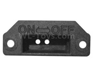HG P601 Parts-Switch Seat Parts-P10038,HG P601 RC Truck Parts 6x6 1/10 Parts
