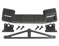 HG P601 Parts-Car shell Protect frame Parts-P10090+091+092+095,HG P601 RC Truck Parts 6x6 1/10 Parts