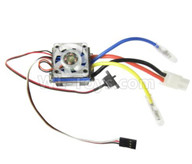 HG P601 Parts-Independent brushed ESC Parts-HG Parts-ESC1,HG P601 RC Truck Parts 6x6 1/10 Parts