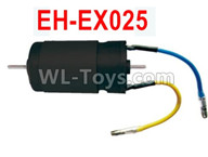HG P602 Parts-Motor-EH-EX025-550 Brush Motor,HG P602 1/12 Parts