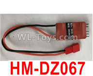 HG P602 Parts-Regulated power supply UBEC-HM-DZ067,HG P602 1/12 Parts