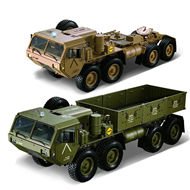 HG P801 P802 rc Military Truck,HG P801 P802 RC Car,U.S. Military Truck,HG P802 Military tractor 8X8, 1:12 4wd 1/12-HG-Car-All