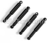 HG P801 P802 Parts-8ASS-P0022 Shock absorber assembly(4 set),HG P801 P802 RC Truck Spare parts Accessories,HG P801 P802 1:12 RC Car Parts,U.S. Military Truck Parts