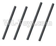 HG P801 P802 Parts-C054 Pull rope retaining spring assembly(4pcs),HG P801 P802 RC Truck Spare parts Accessories,HG P801 P802 1:12 RC Car Parts,U.S. Military Truck Parts