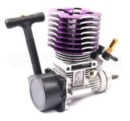 HSP 94188 spare parts-02060-01 Zhongyang 18CXP Whole Engine imot 18CXP,18 engine engines,110 car methanol engine(Purple),HSP 94188 RC Car Truck Parts,HSP 1:10 RC Truck Spare parts Accessories,HSP 94188 Official Parts