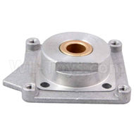 HSP 94188 spare parts-02060-04 Zhongyang 18CXP Engine Accessories, 02060 Metal Engine Rear Cover, Ride Holder R018,HSP 94188 RC Car Truck Parts,HSP 1:10 RC Truck Spare parts Accessories,HSP 94188 Official Parts