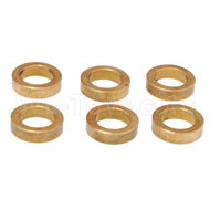 HSP 94188 spare parts-02079-01 Official Copper sleeve(15X10X4mm)-6pcs,HSP 94188 RC Car Truck Parts,HSP 1:10 RC Truck Spare parts Accessories,HSP 94188 Official Parts